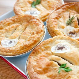 Aussie Pies Family Pack - Serves 4
