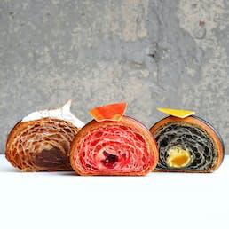 Gourmet Croissant Sampler