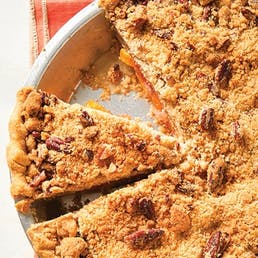Dutch & Praline-Topped Pie - Choose Your Own