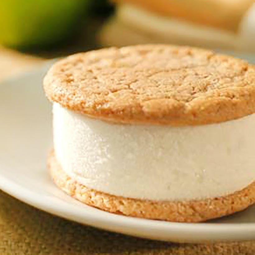 Caramel Apple Pie Ice Cream Sandwich - 8 Pack