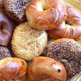 New York Bagel Brunch for 6