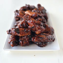 Char-BQ Wings - 50 Pack