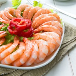 Game Day Shrimp Cocktail