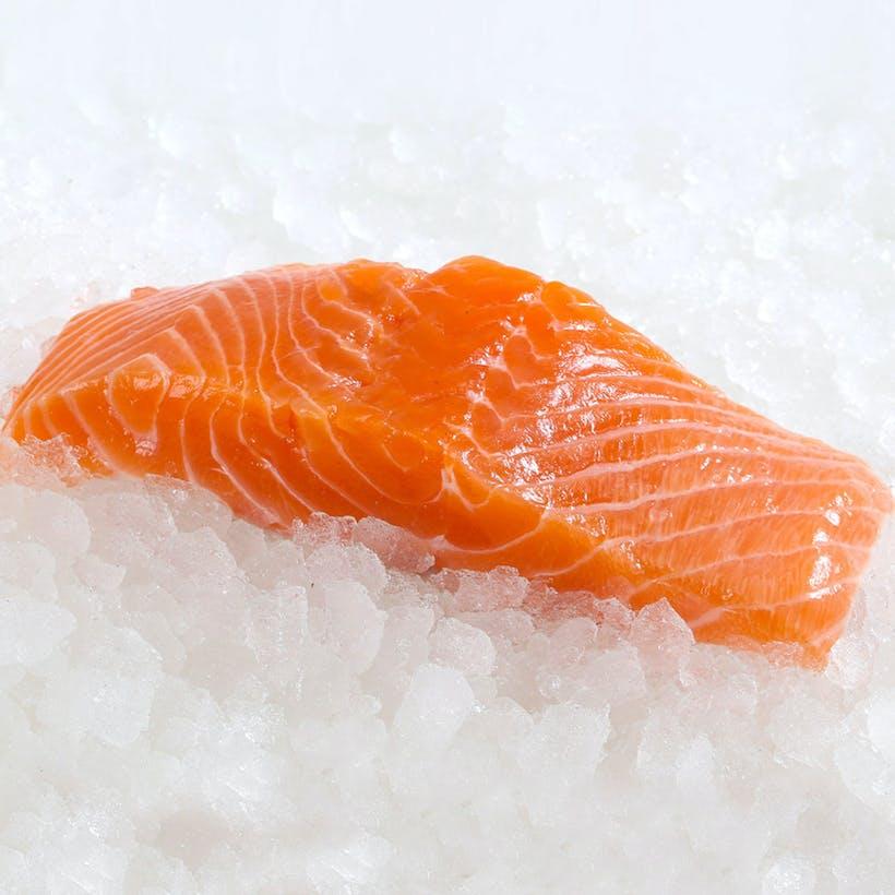 Organic Scottish Salmon - Farm-Raised