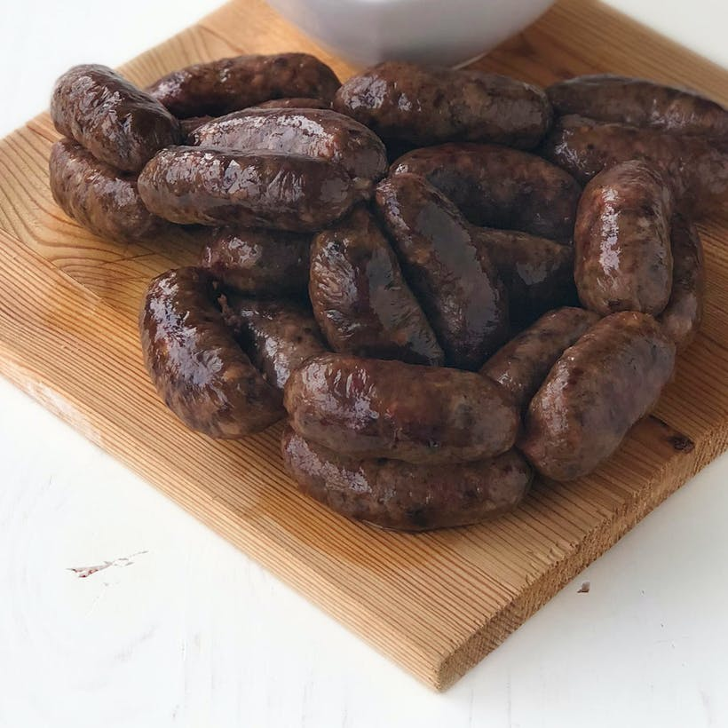 Doc's Famous Hot Links - 24 Pack