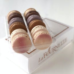 France Collection Macarons - 12 Pack