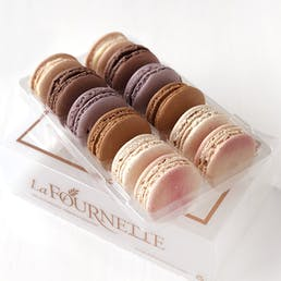 Signature Collection Macarons - 60 Pack