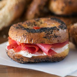 You're My Everything Black Seed Bagels Package