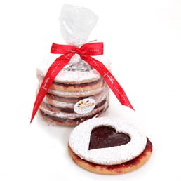 Valentine's Day Sweetheart Cookies - 4 Pack