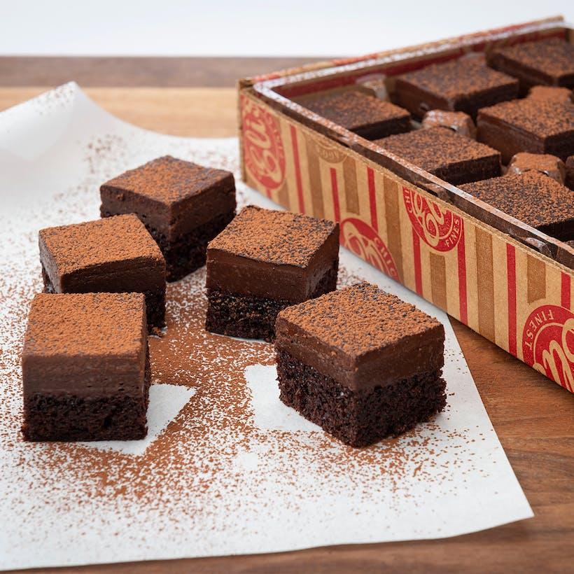 Vegan Chocolate Cheesecake Cuties