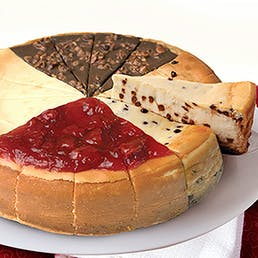 Eli's Cheesecake Party Pack - Strawberry/Sampler