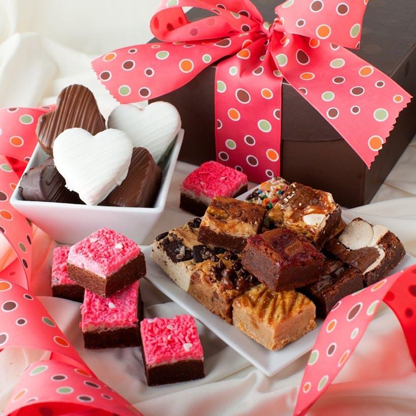 Valentine's Baby Brownie - 30 Pack