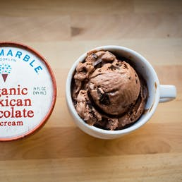 Organic Mexican Chocolate Ice Cream - 6 Pints
