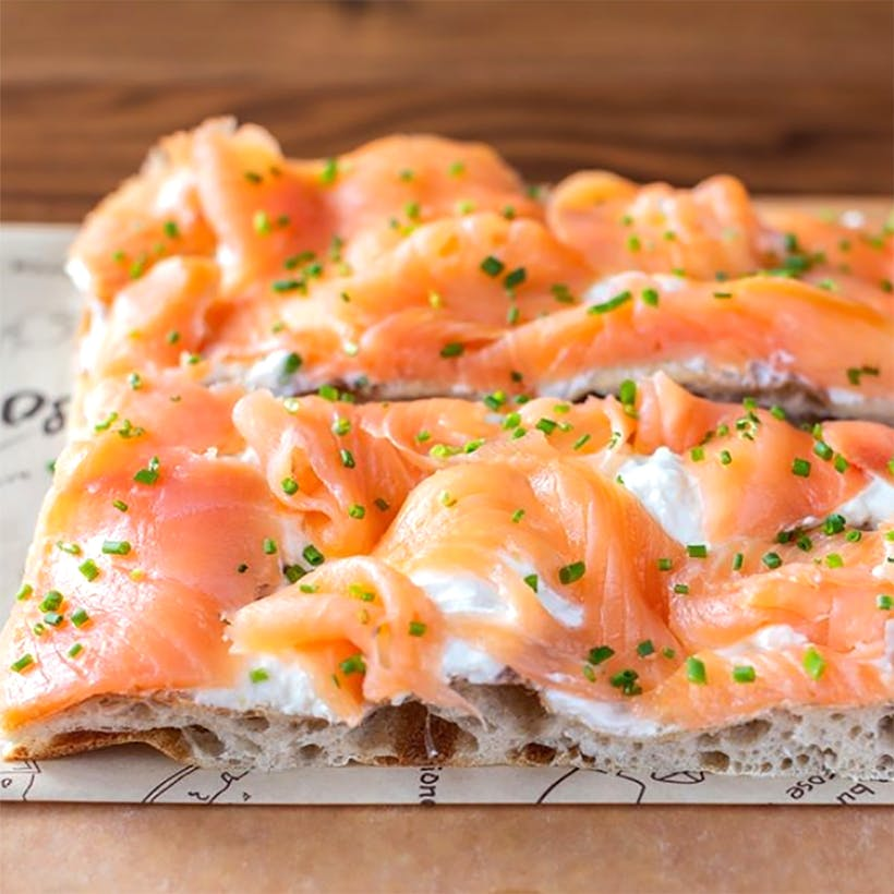 Breakfast Pizza Sampler - Serves 10
