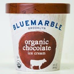 Organic Chocolate Ice Cream - 6 Pints