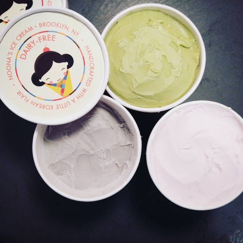 Choose Your Own Vegan Ice Cream- 6 Pints