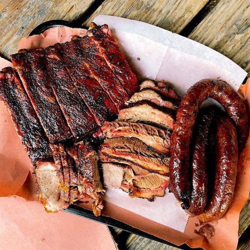 Best of Texas BBQ Combo - Serves 14