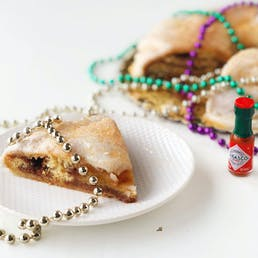 Sugar and Spice Tabasco King Cake