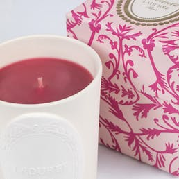 Ispahan Arabesque Scented Candle
