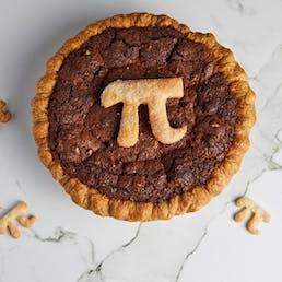 """Pi Day Not So Tiny Pie - 9"""" Pie"""