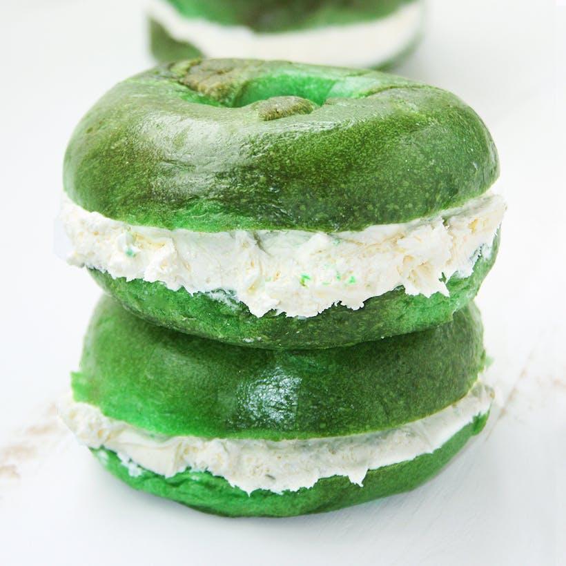 St. Patrick's Day Bagel Brunch for 6