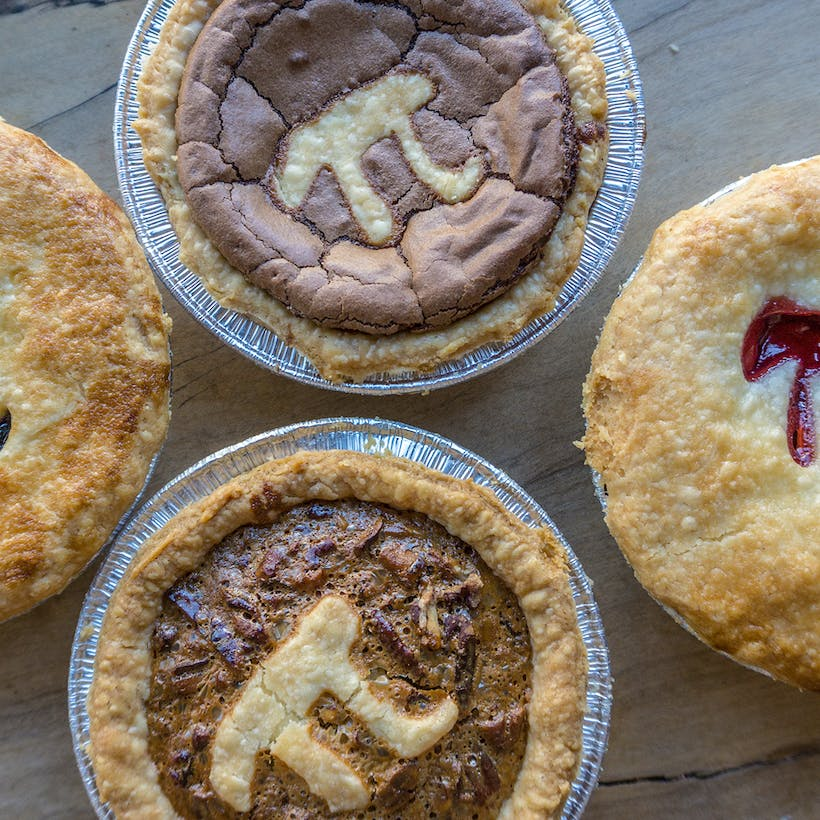 Pi Day Little Pies