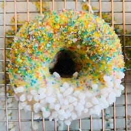 Saint Patricks Day Donut Dozen