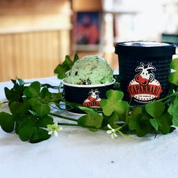 St. Patrick's Day Ice Cream -  6 Pints