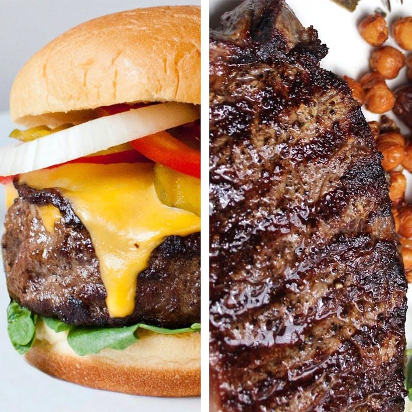 Goldbelly Steak + Burger Sampler