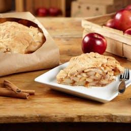 """World Famous"" Brown Bag Apple Pie  + Caramel Apple Pie - 2 Pack"