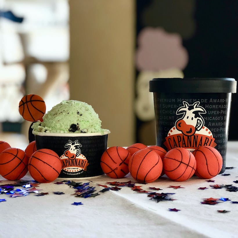 March Madness Ice Cream -  6 Pints