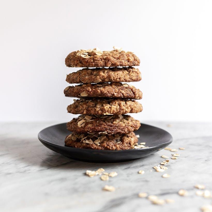 Oatmeal Raisin Cookies - 12 Pack