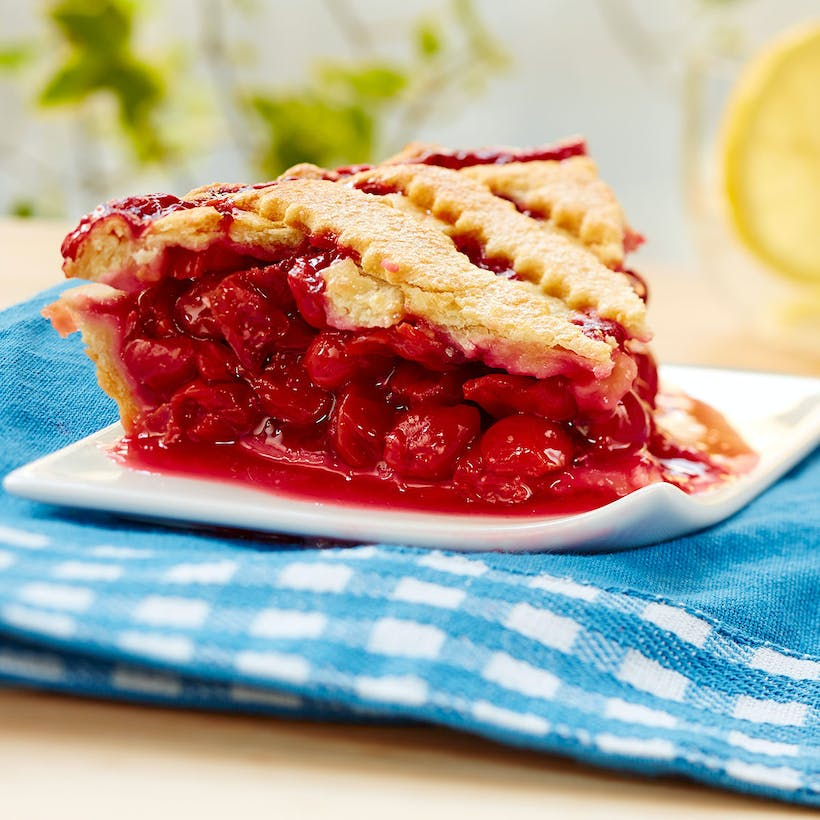 Montmorency Cherry Pie