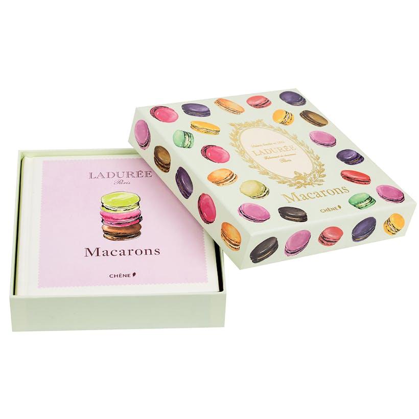 Ladurée Macaron Recipe Book