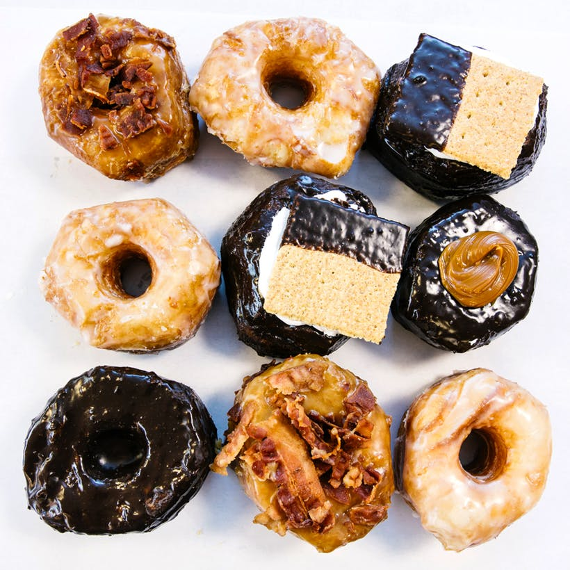 Choose Your Own Croissant Donuts - 9 Pack
