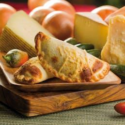 Spicy Cheese Vegetarian Empanadas - 12 Pack