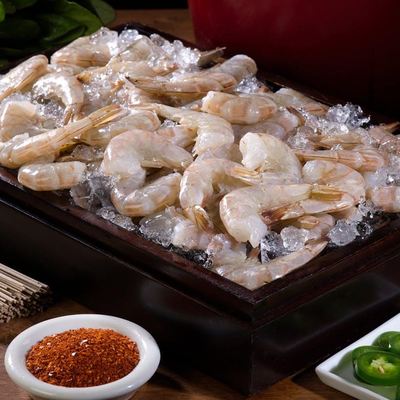Easy Peel Shrimp - 4 lbs.