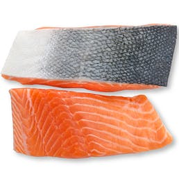 Prime Fresh Faroe Islands Salmon - 4 Pack