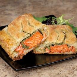 Wild Sockeye Salmon Puff Pastries - 4 Pack
