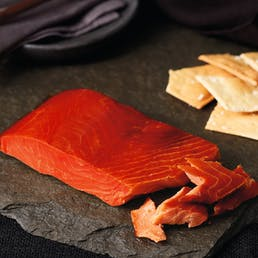 Traditional Pacific Northwest Smoked Wild Salmon