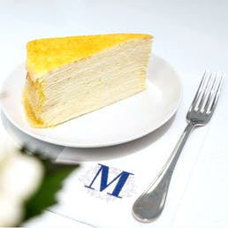 Signature Mille Crêpes Cake