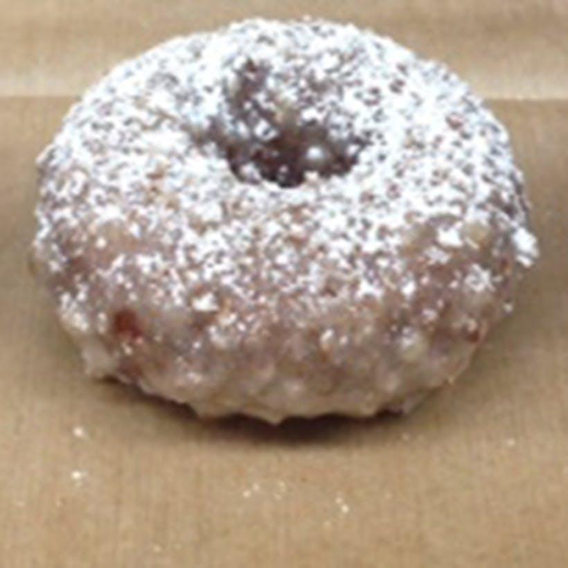 Mexican Wedding Mini Cake Doughnuts - 12 Pack