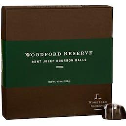 Woodford Reserve Mint Julep Bourbon Balls Gift Box
