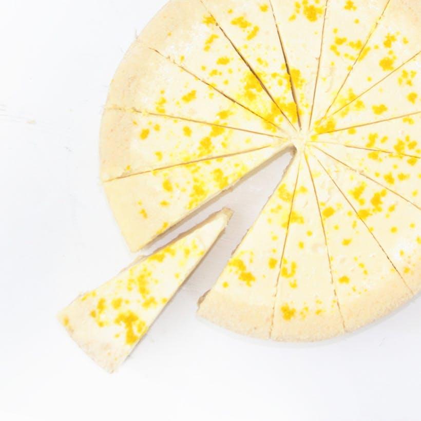 """Key Lime Cheesecake - 9"""""""