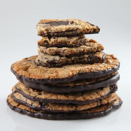 Jacques' Dipped Chocolate Chip Cookies - 6 Pack