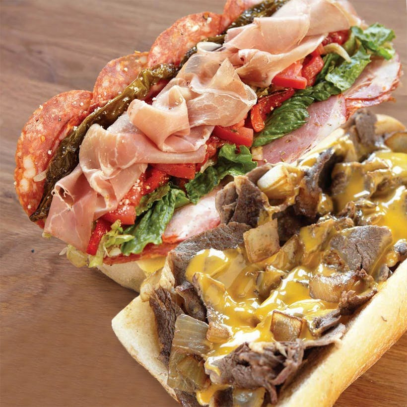 Choose Your Own Campo's Philly Sandwiches - 10 Pack