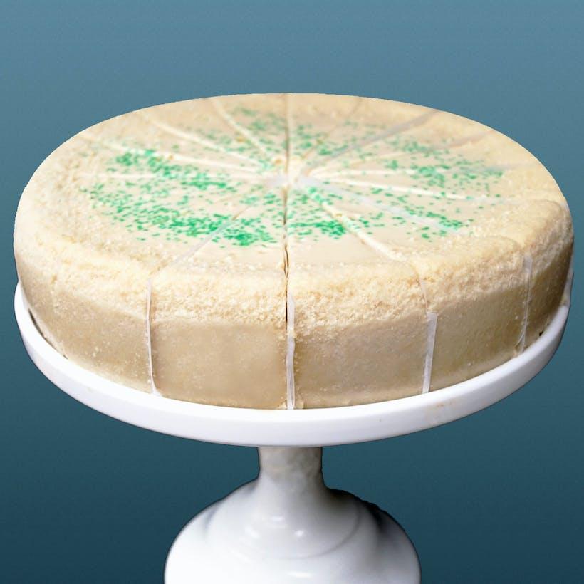 """The Irish Cream Cheesecake - 9"""""""
