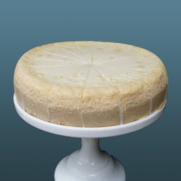 White Chocolate Cheesecake - 9""