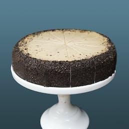 "Kahlua Cheesecake - 9"""
