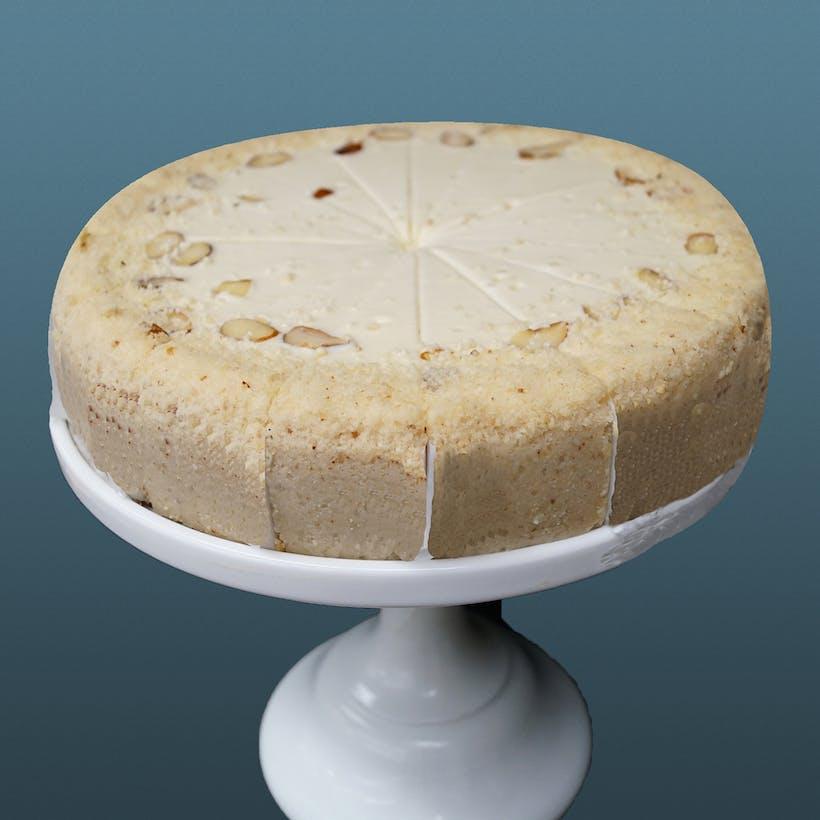 """Amaretto and Cream Cheesecake - 9"""""""